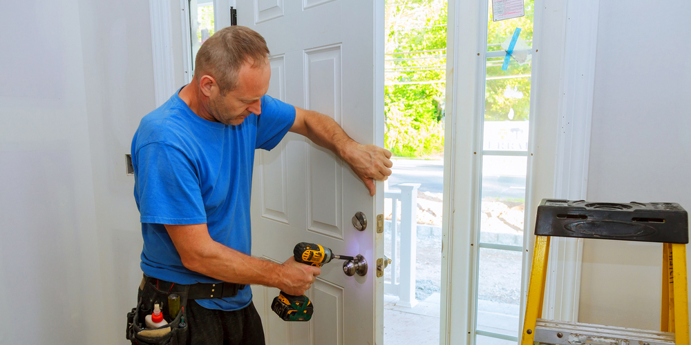 9 Ways To Improve Your Front Door Security