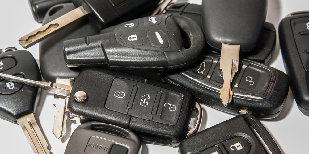 Aftermarket Electronic Car Keys