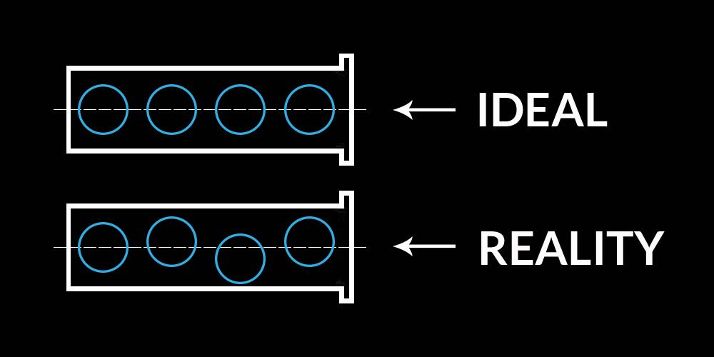 Pin Chamber Alignment