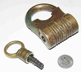 brasslock-screwkey