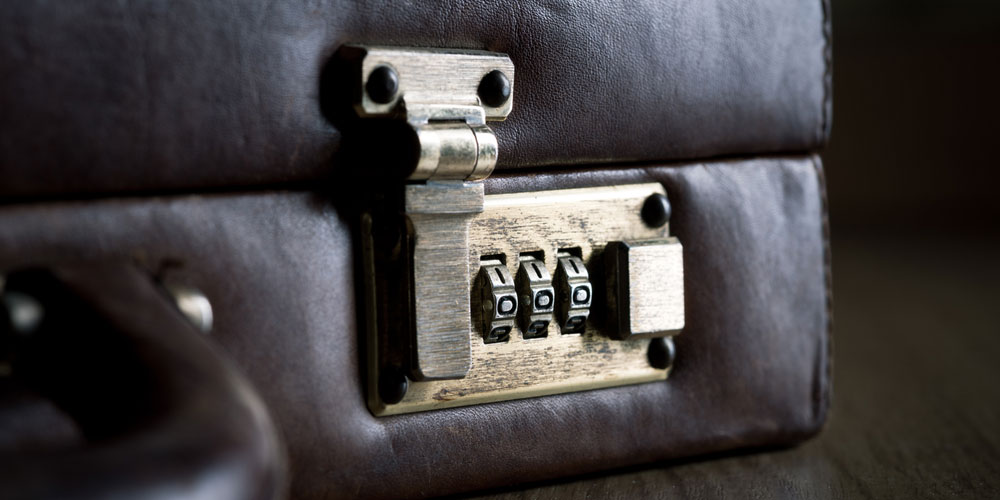 Briefcase Combination Lock