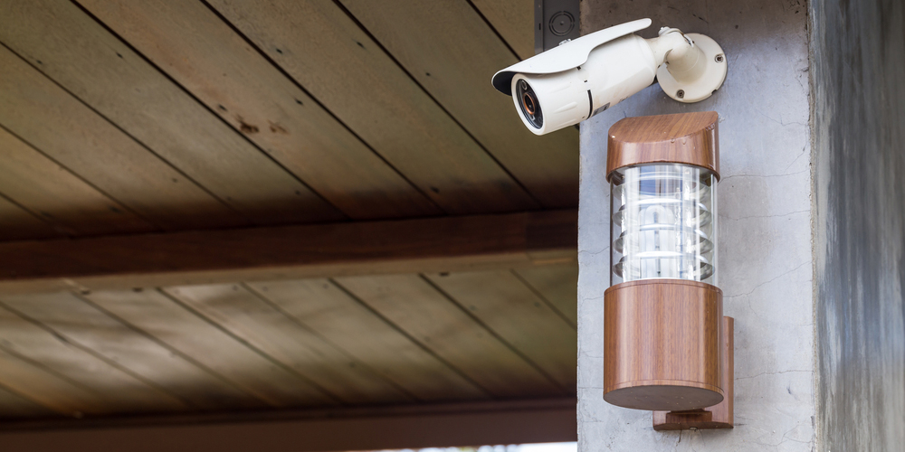 Building Surveillance Camera