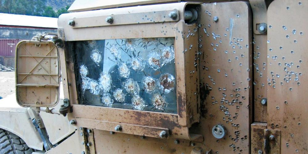 Bulletproof Car Window