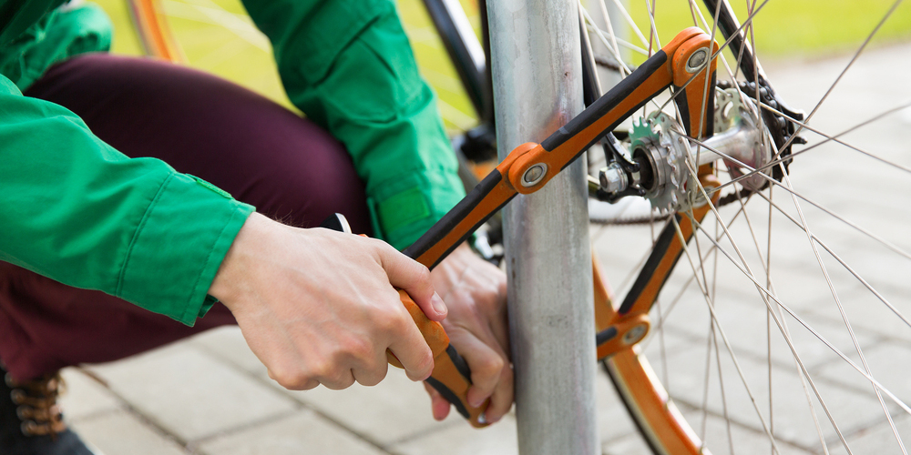 Bypass Bike Lock