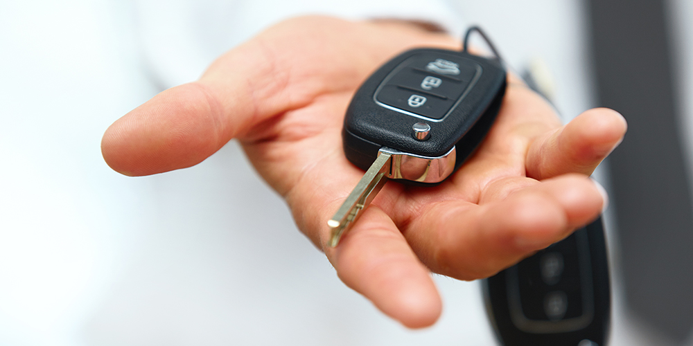 Get New Car Keys Cut