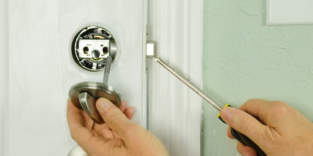 Deadbolt Installation