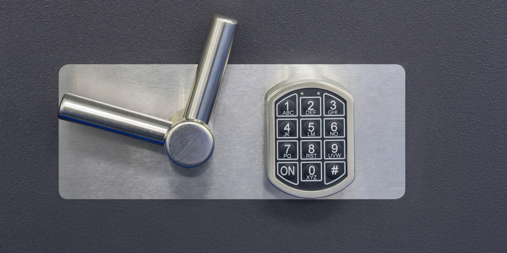 Keypad Safe Lock