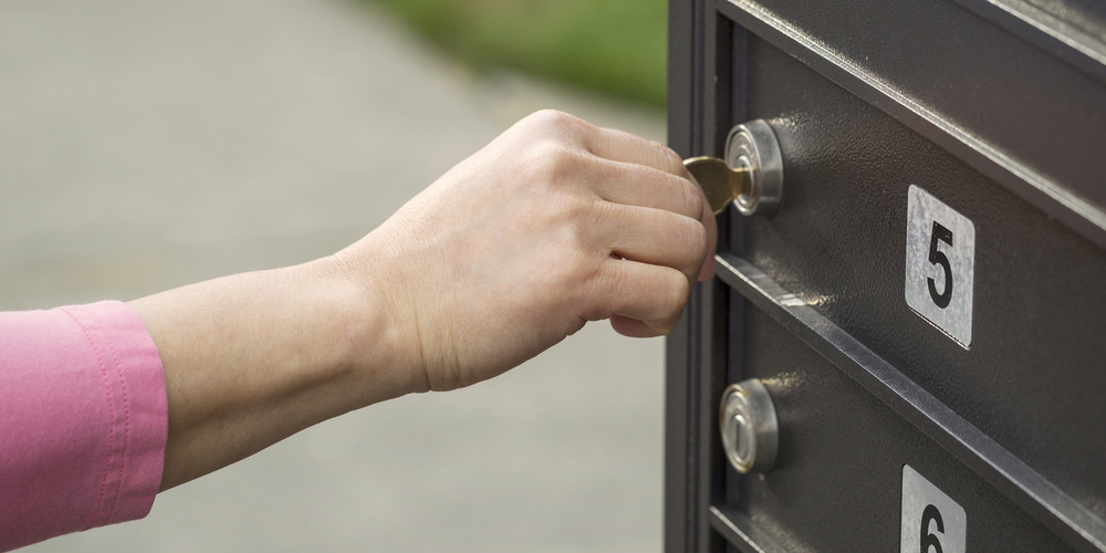 Locking Mailbox Lock