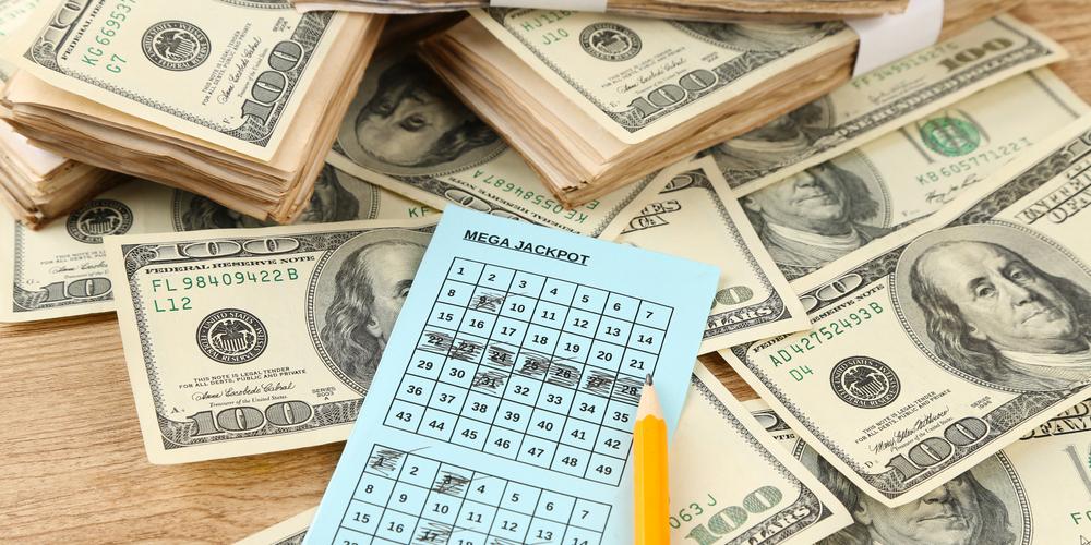 Lottery Ticket Money