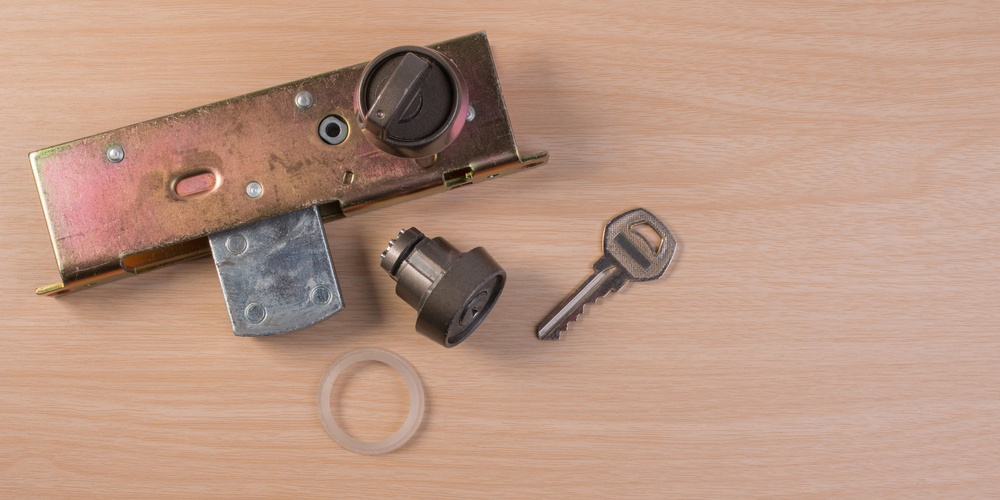 Mortise Lock In Parts
