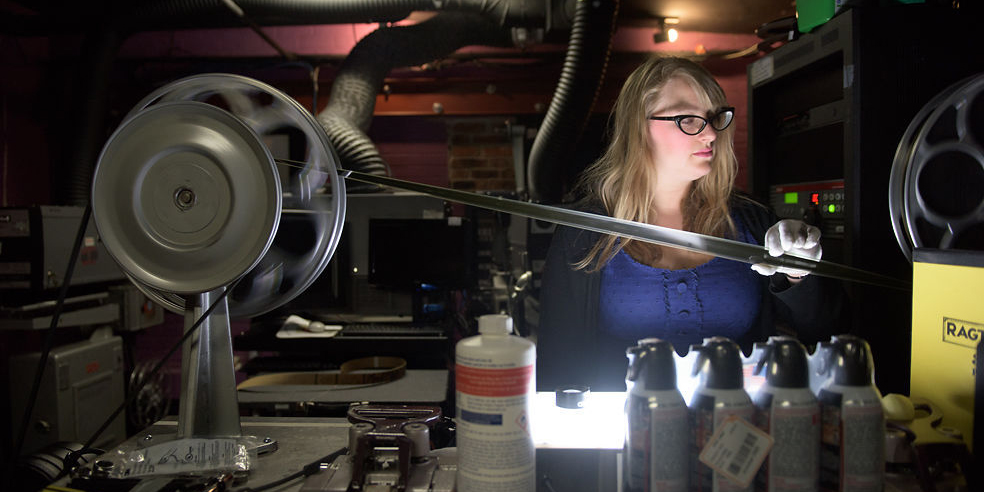 Motion Picture Projectionist