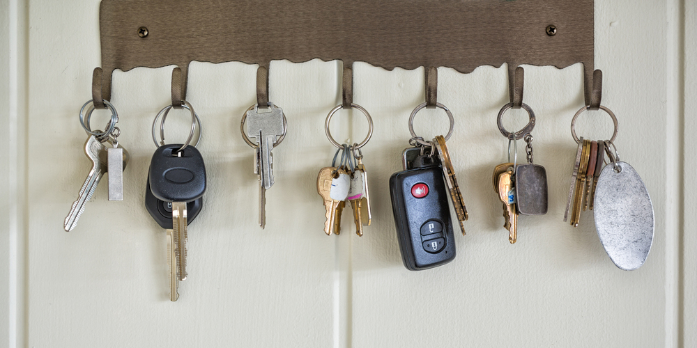 Multiple Car Keys