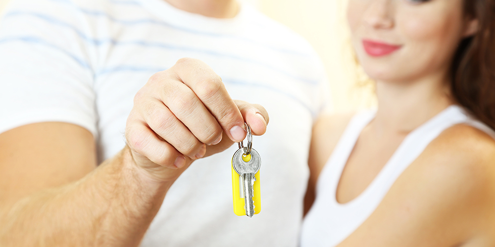 Image result for changing your locks in a new home