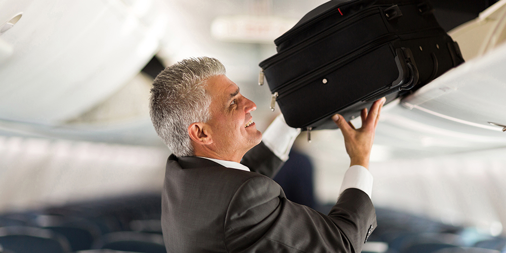 overhead-bag