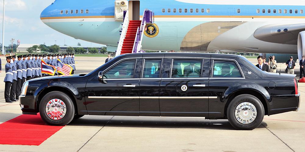 presidents-car