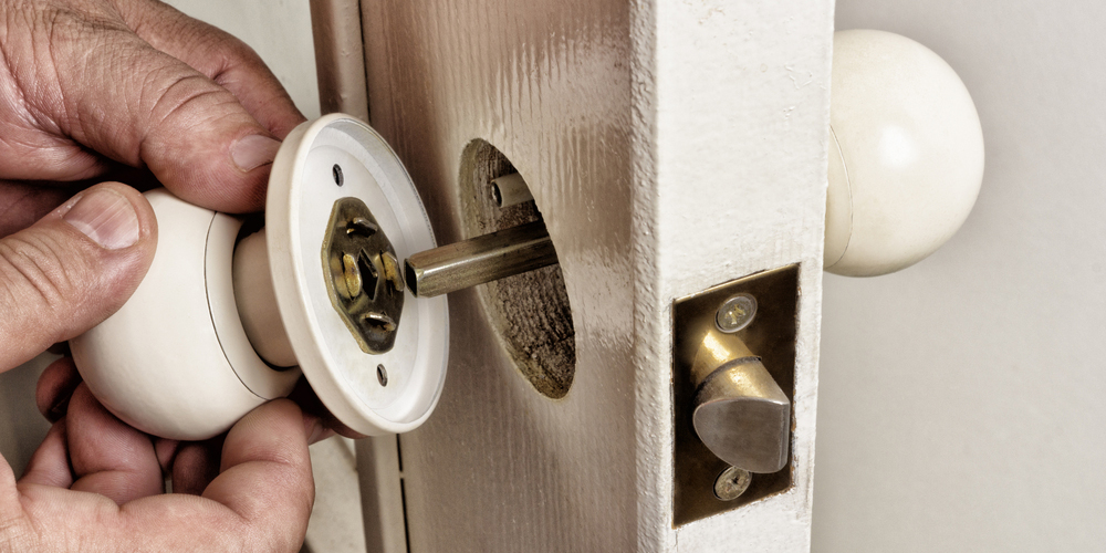 How To Fix A Stuck Door Latch