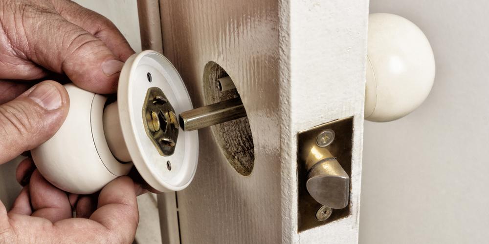 How To Fix A Stuck Door Latch