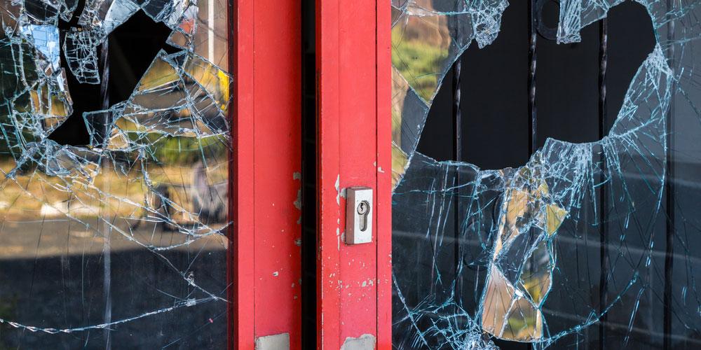 Repair Broken Door