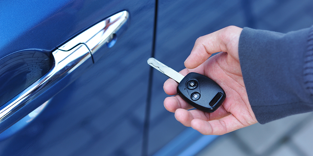 Replace Car Key