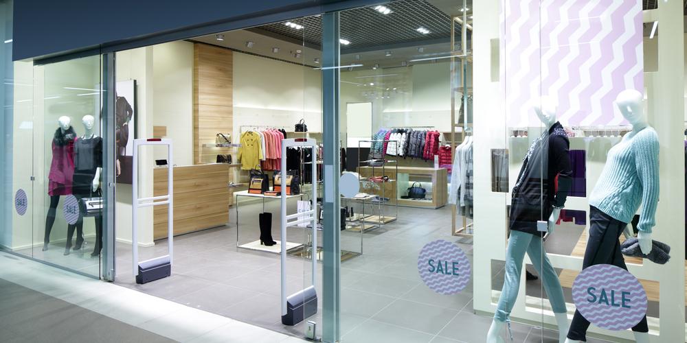 Retail Entrance