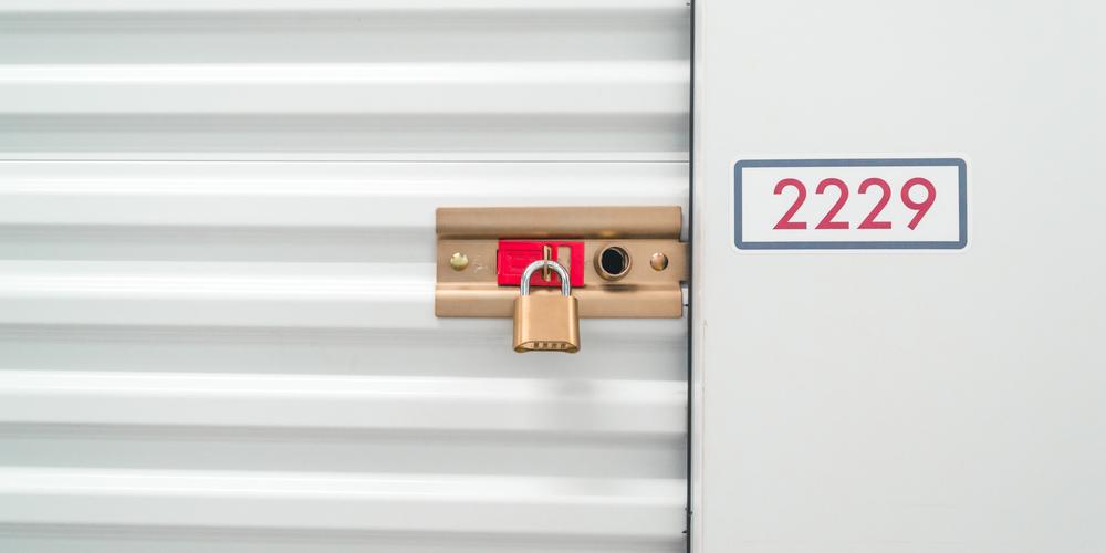 Storage Unit Padlock