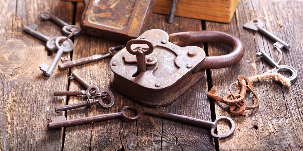 Strange Locks